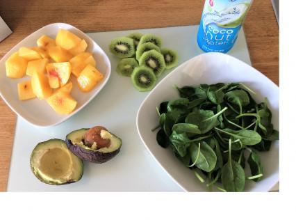 Zdjęcie główne #927 - Zielone smoothie