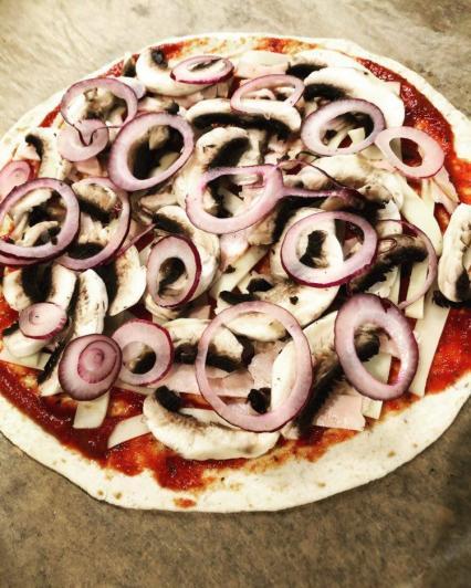 Zdjęcie główne #951 - Pizza w 15 minut